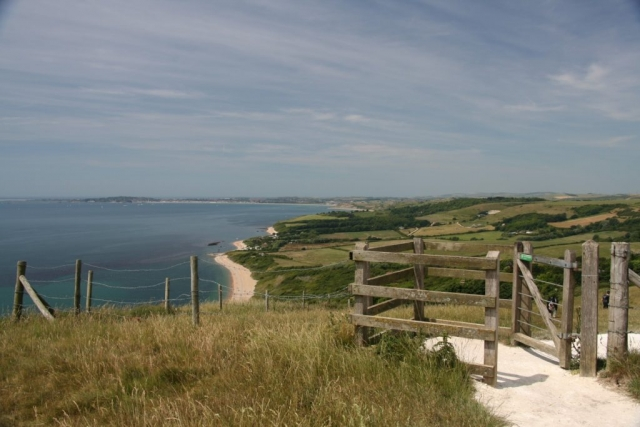Ringstead Bay.
